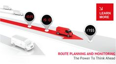 Frotcom's Route Planning and Monitoring module provides key information to monitor the execution of routes and to anticipate future events, supporting fleet management decisions. Learn more: http://www.frotcom.com/wp-content/uploads/2014/05/Frotcom-Route-Planning-and-Monitoring.pdf