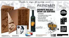 """Publicidad promo """"Picassares Experience"""""""