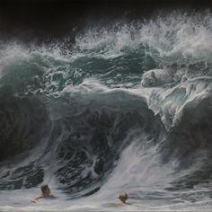 """Tormenta espléndida"". Joel Rea (Australia, 1983- )."
