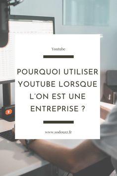 Vous êtes une entreprise et vous avez envie d'utiliser YouTube ? Vous ne savez pas si c'est réellement une bonne idée ? Nous allons vous donner trois bonnes raisons qui devraient certainement vous convaincre d'utiliser YouTube dans votre stratégie. Prêt à en découvrir davantage ? C'est par ici que ça se passe !