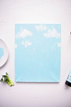 Paint With Broccoli: Fun Stamped Spring Tree - Welcome To Nana's Spring Arts And Crafts, Arts And Crafts Kits, Fun Activities For Toddlers, Kindergarten Activities, Class Art Projects, Do A Dot, Spring Tree, Toddler Art, Art For Kids