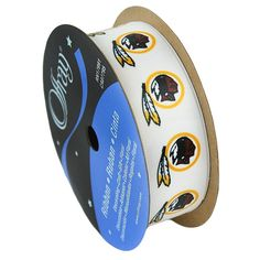 "Washington Redskins ribbon 7/8"" width- NFL RIBBON"