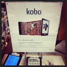 Why yes, there IS an alternative. Help us fight the sinister giants of the ebook empire? #kobo #tablet #ebook #ereader #read #local #indie #independent #noho #northampton #kobobooks