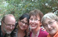 Marriage Counseling Couples Counselor Peggy Halyard loves seeing and visiting with her colleagues at the Imago Relationships Global Summit in Denmark