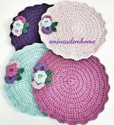 Easy Crochet Patterns, Crochet Designs, Annie's Crochet, Crochet Home Decor, Crochet Kitchen, Filets, Amigurumi Doll, Crochet Clothes, Handmade Crafts