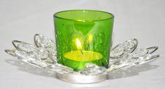 New Indian Designer Home Decorative Crystal Candle Holder Christmas Gift for him #Lalhaveli