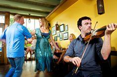 Photo of couple dancing at Red Shoe Pub in Mabou, Cape Breton Enchanted Island, Atlantic Canada, Cape Breton, Cultural Experience, Cultural Diversity, Prince Edward Island, New Brunswick, Newfoundland, Canada Travel