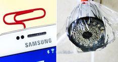 15 życiowych trików, które ułatwią codzienność. Z nimi rozwiążesz mnóstwo problemów! - Genialne Samsung