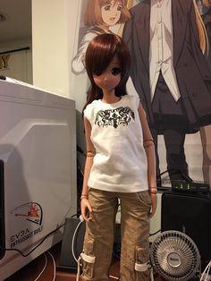 Smart Doll Ebony by GhostKarin