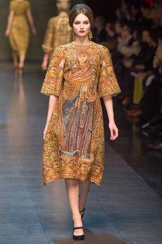 Dolce Gabbana Fall 2013 RTW