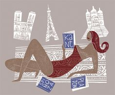 Editorial images for magazines and newspapers by Duvivier Jean-Manuel, via Behance