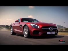 2016 Mercedes-AMG GT - Track Attack Older Models, Car Videos, Mercedes Amg, Track, Runway, Truck, Running, Track And Field