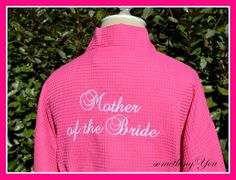 Mother of the Bride or Mother of the Groom by SomethingYouGifts, $35.95