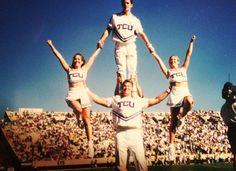 Alumni Cheerleaders