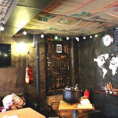 The Living Room Cafe In Tallinn, Cafes In Tallinn, Eating In Tallinn, Living