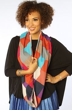 *Accessories Boutique The Long Ride Scarf, Save 20% off with Rep Code: PAMM6 #fashion #karmaloop