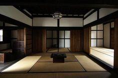 Inside a traditional house (Imaicho 今井町, Japan) - Damien Douxchamps