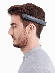 """A new pair of ear-free headphones, BATBAND, wants to """"make your social lifescape compatible with your private soundscapes."""""""