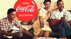 Meet Mary Alexander, a humble trailblazer who, in 1955, was the first African-American to appear in a Coke advertisement.