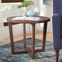 "You'll love the Chauntel 23.25"" End Table at Wayfair - Great Deals on all Furniture products with Free Shipping on most stuff, even the big stuff."