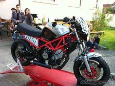 2011 Yamaha TRX 850
