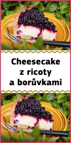 Ricotta, Cheesecake, Cheesecakes, Cherry Cheesecake Shooters