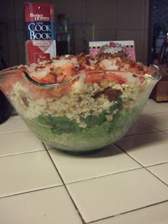 Trisha Yearwood's Cornbread Salad with French Dressing