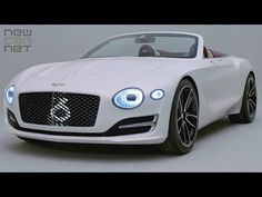 Bentley Enter the Electric Vehicle Market with their Luxury EXP 12 Speed Concept – Tech News Fix Top Sports Cars, Bentley Car, Top Luxury Cars, Lux Cars, Alfa Romeo Cars, Bmw Series, Sweet Cars, Electric Cars, Electric Vehicle