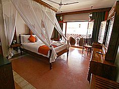 Doubletree by Hilton Resort Zanzibar: Large rooms with great amenities -- http://adventureswithinreach.com/tanzania/zanzibar/lodging-details.php?name=Doubletree-by-Hilton-Resort-Zanzibar