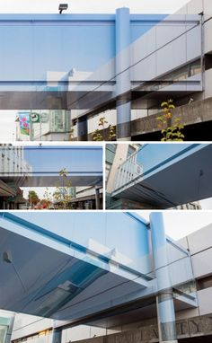 Invisible Skyway: Urban Optical Illusions Conceal