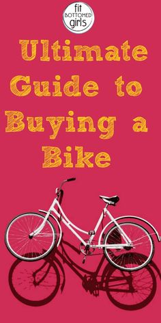 But you can buy a bike and here s the ultimate guide to buying