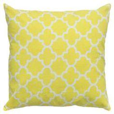 Izmir Pillow in Yellow