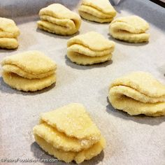 Soft Farmer S Cheese Cookies Recipe Farmers Cheese