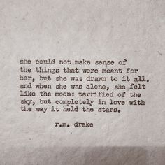 Drake and his Beautiful Poetry Robert M Drake, R M Drake, Poetry Quotes, Words Quotes, Wise Words, Sayings, Beautiful Poetry, Beautiful Words, Positive Quotes