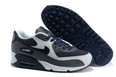 Nike Air Max 90 Mens Anthracite/White-Black-Obsidian Shoes