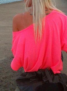 WMNS Shirt - Cold Shoulder Style