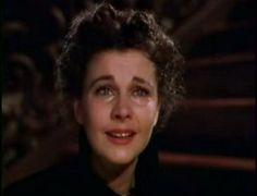 Real tears from Miss Scarlett? The poor poor deeer