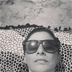 Praia black/white