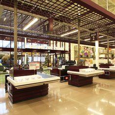 De toonbank vormt het hart van uw winkel. Van Keulen Interieurbouw ...