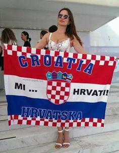 Croacia Severina Vuckovic @ World Cup 2014