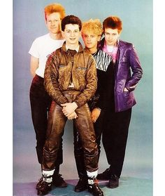 🎹 It's amazing how young Depeche Mode were in the early 80s when they released the debut album Speak & Spell. For me it is also the best album 🙌🏻 … Photo from 1982 #depechemode #synth #80ssynth #80sicon #80sicons #80sband #80smusic #80sstyle #80slook #80sculture #synthhair #davegahan #neontalk #justcantgetenough #80swear #80sfashion