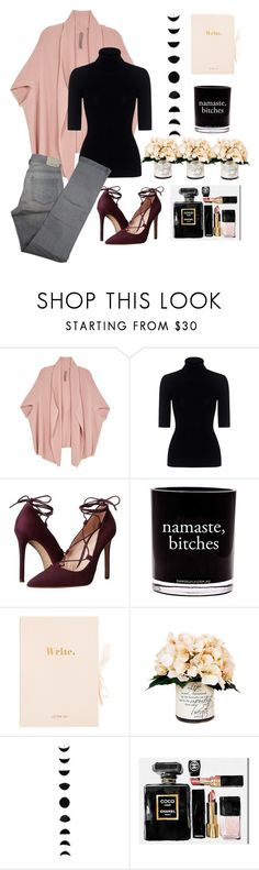 """Untitled #122"" by emelie-mely on Polyvore featuring Melissa McCarthy Seven7, Theory, Massimo Matteo, Damselfly Candles, Creative Displays, Oliver Gal Artist Co., Comptoir Des Cotonniers and plus size clothing"