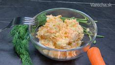 Coleslaw šalát (videorecept) - recept | Varecha.sk Coleslaw Salat, Potato Salad, Vegetarian Recipes, Veggies, Potatoes, Ethnic Recipes, Vegetable Recipes, Vegetables, Potato
