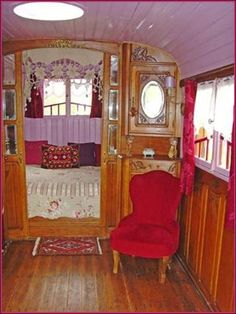 http://www.lesroulottes.com/ ~when do i leave. gypsy caravan  +  france = dream get away