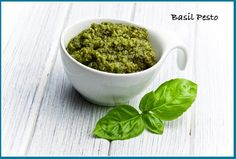 Easy Basil Pesto RecipeThis easy basil pesto recipe is simply AMAZING!!  It's an absolute favorite in my house and EVERYONE who has tried it LOVES it.  This recipe is SO SIMPLE, there is just one very important thing to remember, make it at least 24 hours before use.  It is very bitter when you first make it and needs to be left to rest. This recipe is dairy free and keeps stored in the fridge for about 3 weeks. You can also freeze it if you want to.  Easy Basil Pesto Recipe Course…