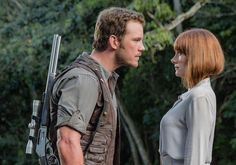 Jurassic World which is is a 2015 American science fiction adventure film directed by Colin Trevorrow and staring Chris Pratt, Bryce Dallas Howard and many other Hollywood Actors and Actresses on … Chris Pratt, Jurassic World Claire, Jurassic World 2015, Jurassic Park Trilogy, Jurassic Movies, World Cat, Photoshop, Good Movies, I Movie