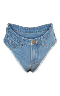 This Denim Thong Is Going Viral | Allure