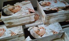 Caixa personalizada com foto (25x25x12)
