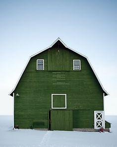 barn (on Cool and the Bang)