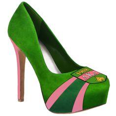 Alpha Kappa Alpha heels